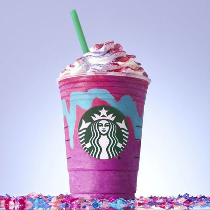 Unicorn Frappuccino  It's The Real Name Of Starbucks' Shifting