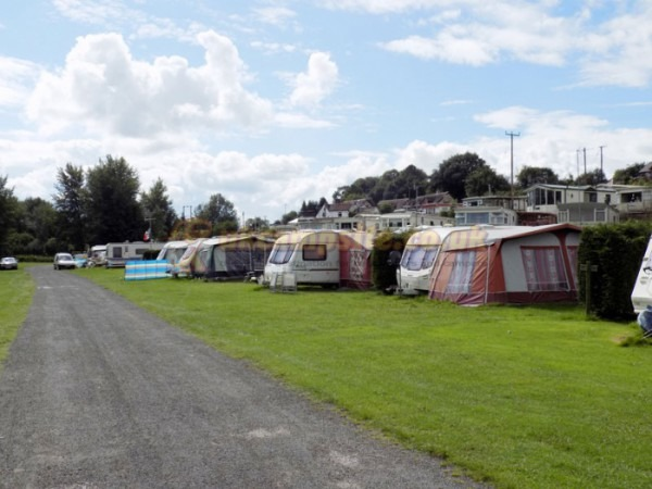 Unicorn Inn , Bridgnorth Campsites, Shropshire