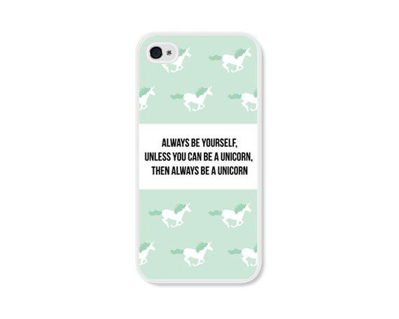 Unicorn Iphone 6 Case Gift For Women Iphone 5s Case Iphone 6s Case
