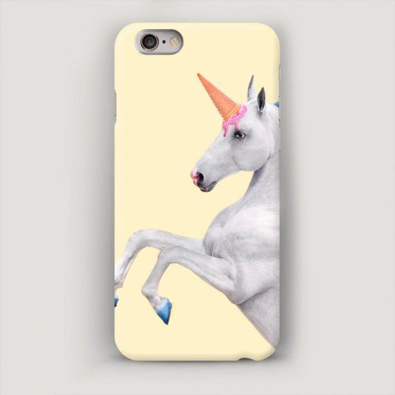 Unicorn Iphone 7 Case Iphone 6s Case Yellow Iphone 7 Plus