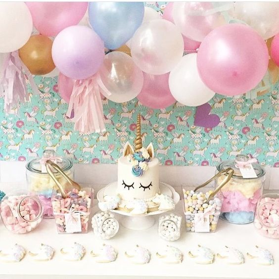 Unicorn Party By Party Girls Company – The Little Big Company Blog
