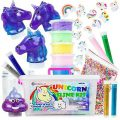 Unicorn Poop Slime Kit