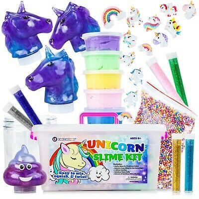Unicorn Slime Kit For Girls
