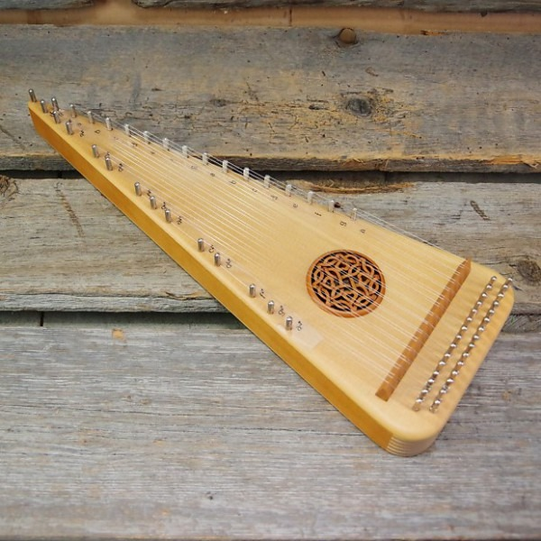 Unicorn Strings Psaltery