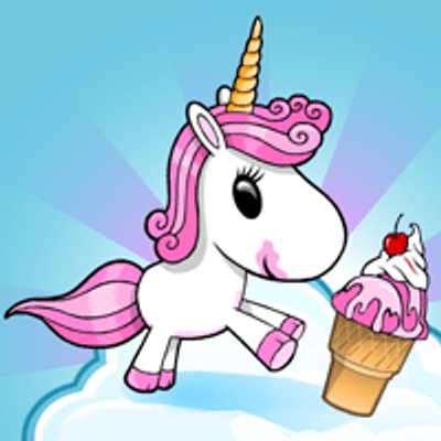Unicorns & Ice Cream On Twitter   It's The Feeling You Get!