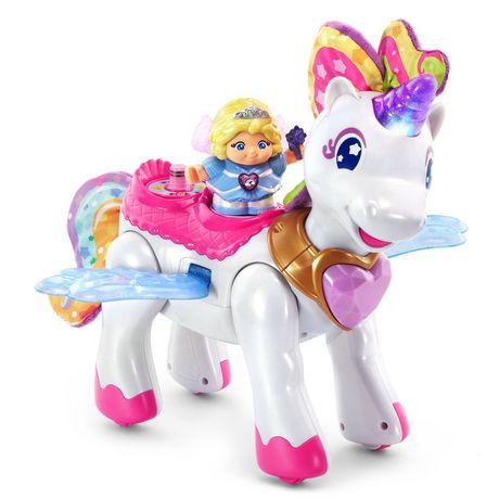 Vtech Go! Go! Smart Friends Twinkle The Magical Unicorn Playset