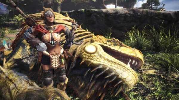 What Medieval Bestiaries Tell Us About Monster Hunter World