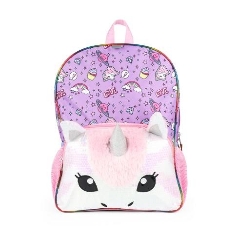 16  Unicorn Kids' Backpack