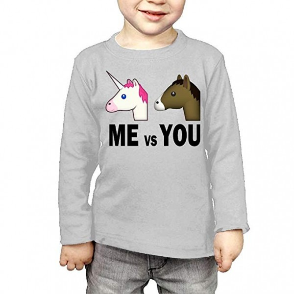 Amazon Com  Arromper Horse Me Unicorn Girls&boys Long Sleeve T
