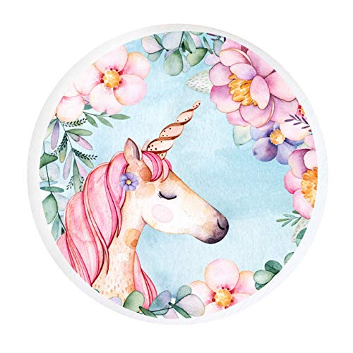Amazon Com  Blue Unicorn Drawer Knob Kids Drawer Knobs Decorative