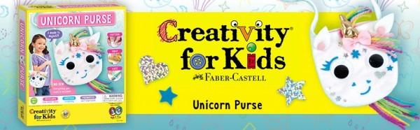 Amazon Com  Creativity For Kids Unicorn Purse