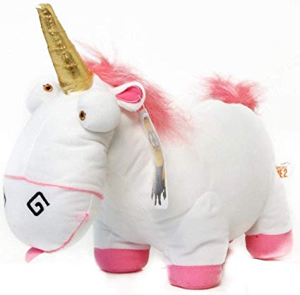 Amazon Com  Despicable Me 2 11 Inch Plush Unicorn  Toys & Games