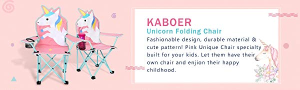 Amazon Com  Kaboer Kids Outdoor Folding Lawn And Camping Chair