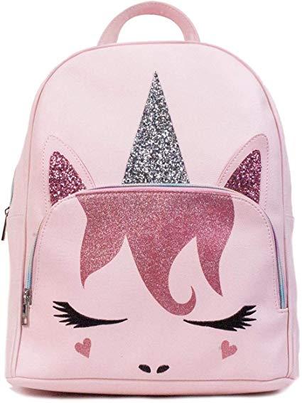 Amazon Com  Large Unicorn Backpack Purse Daypack Bag For Women