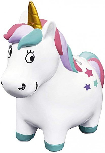 Amazon Com  Moses  38048 Unicorn Money Box   Toys & Games