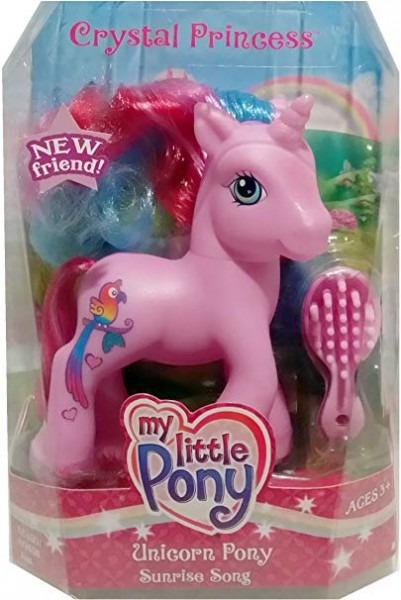 Amazon Com  My Little Pony G3  Sunrise Song