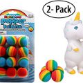 Unicorn Rainbow Balls