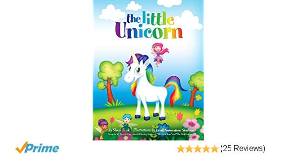 Amazon Com  The Little Unicorn (confidence Book About Finding Your
