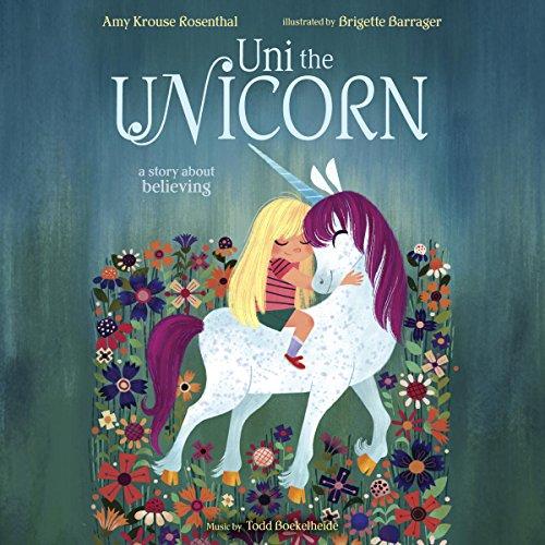 Amazon Com  Uni The Unicorn (audible Audio Edition)  Amy Krouse