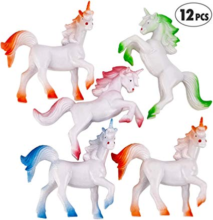Amazon Com  Unicorn Figurine Toys