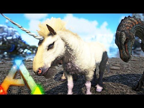 Ark Survival Evolved Unicorn
