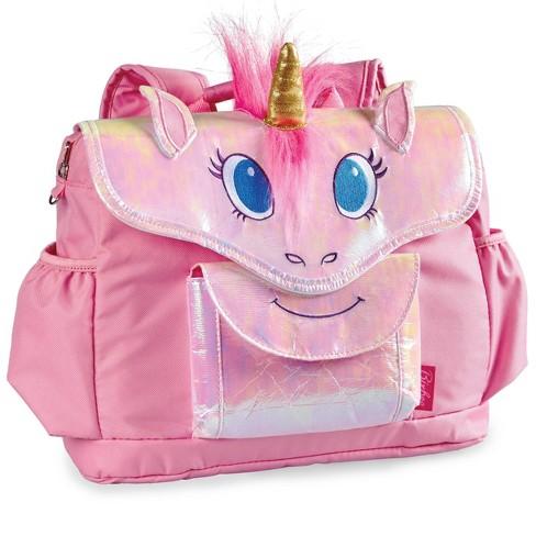 Bixbee 10  Kids' Unicorn Backpack
