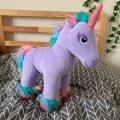 Rainbow Unicorn Build A Bear