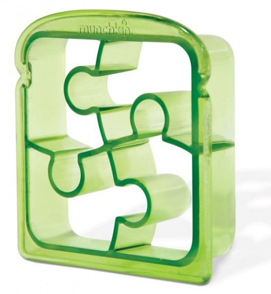 Buy Munchkin Silly Sandwich Cutters (puzzle) At Mighty Ape Nz