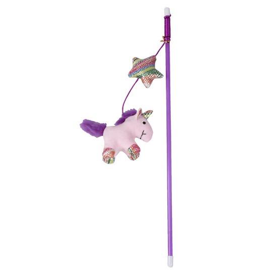 Cat Toy Catsangel Unicorn Angel With Catnip 12 X 3 5 X 8 Cm Pink