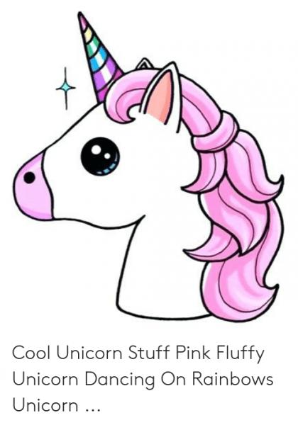 Cool Unicorn Stuff Pink Fluffy Unicorn Dancing On Rainbows Unicorn