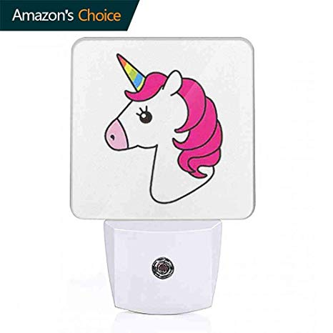 Customize Night Light Unicorn Vector Icon Isolated On 9 Uk