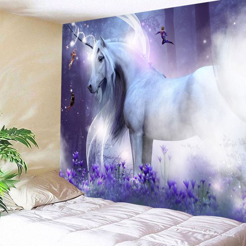 Cute Dream Unicorn Tapestry Sale, Price & Reviews