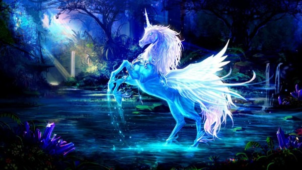 Fantasy Unicorn Wallpapers Hd For Mobile Phone And Pc Dekspot
