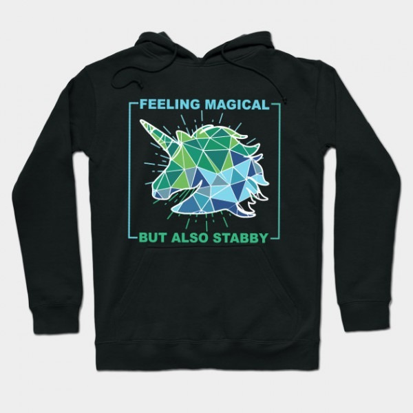 Feeling Magical But Also Stabby