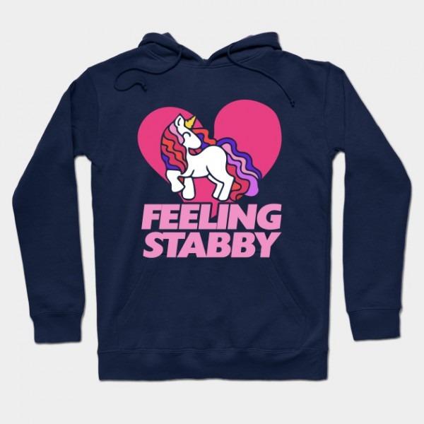 Feeling Stabby Unicorn