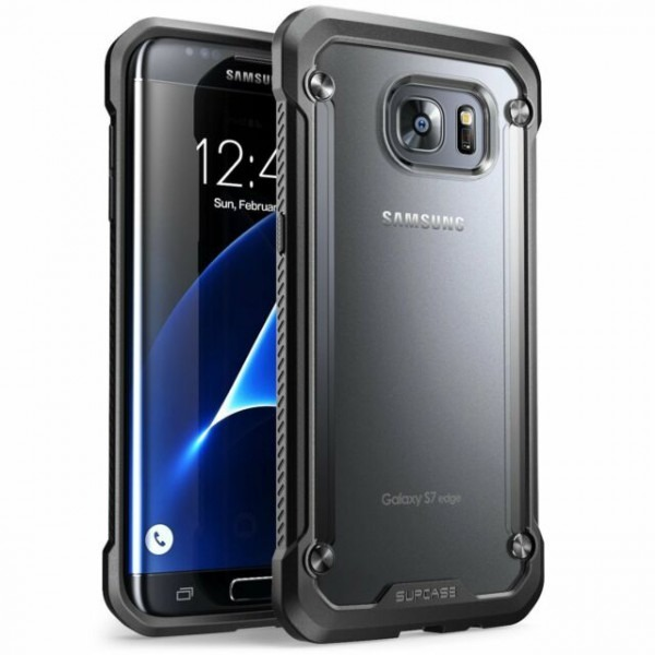 Galaxy S7 Edge Case Supcase Unicorn Beetle Series Premium Hybrid