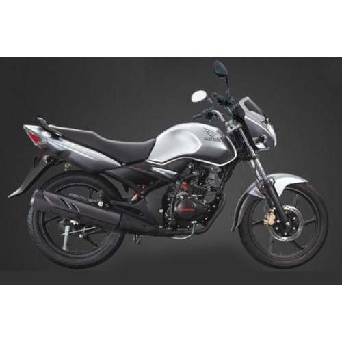 Honda Unicorn 150 Grey Colour