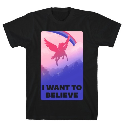 I Want To Be A Unicorn T Shirt