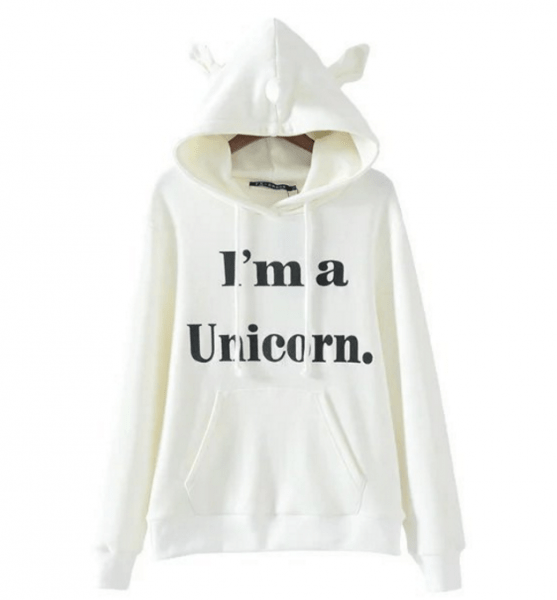 I'm A Unicorn Hoodie · Kosmui · Online Store Powered By Storenvy