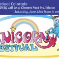 Unicorn Festival Littleton Colorado