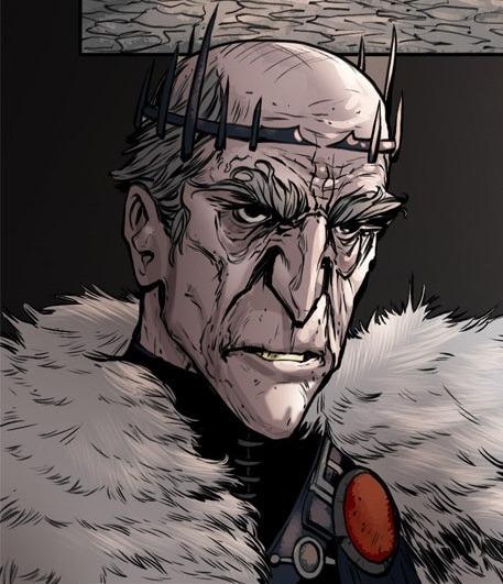 King Haggard (character)