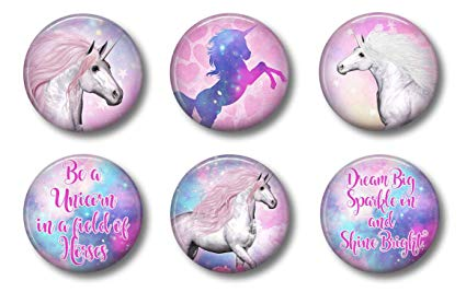 Magical Unicorn Fridge Magnet Collectables Collectables Fantasy