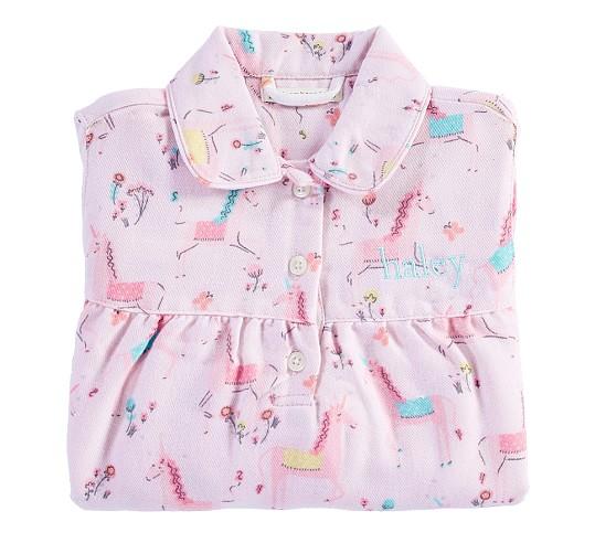 Magical Unicorn Girls' Nightgown