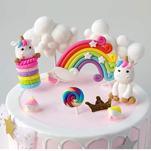 Makadami Unicorn Cake Topper