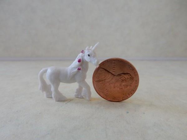 Mini Unicorn Figurine