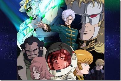 Unicorn Gundam Episode 6