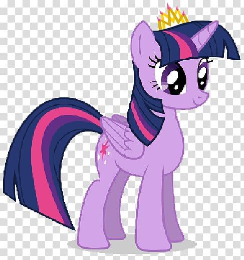 My Little Pony Character Illustration, Princess Twilight Sparkle