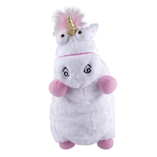 New Despicable Me Jumbo Plush Super Fluffy Agnes's Unicorn 24