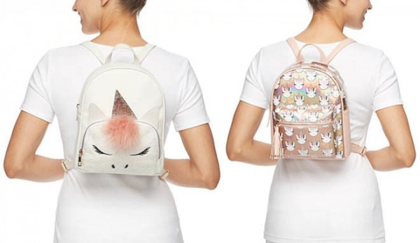 Omg Accessories Unicorn Mini Backpacks Only $24 At Kohl's