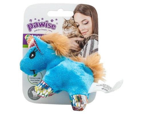 Pawise Meow Meow Unicorn Cat Toy